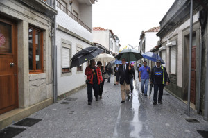 Executivo Municipal visitou Rua Monsenhor Daniel Machado