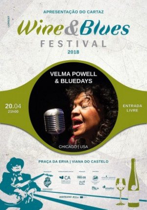 Viana do Castelo apresenta cartaz do festival Wine & Blues com concerto na Praça da Erva