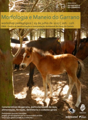 "I Workshop do Projeto ""Percursos do Homem e do Garrano"""